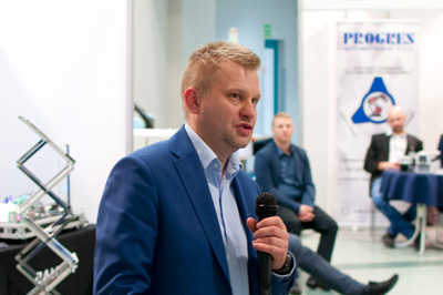 Grzegorz Fałkowski – Invertek Drives Polska Sp. z o.o.