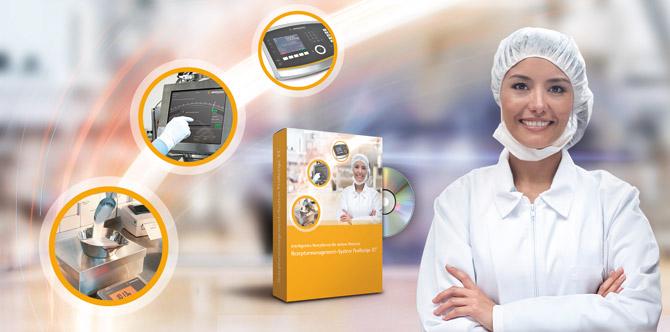 Innowacyjny system zarządzania procesem recepturowania ProRecipe XT®