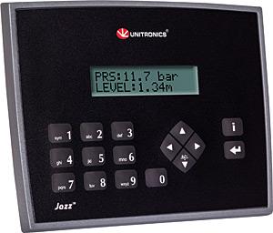 Sterownik PLC+HMI+IO Jazz  z szybkimi wejściami i wyjściami