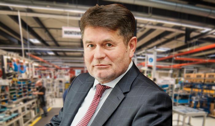 Stanisław Nawracaj Dyrektor Sprzedaży SEW-EURODRIVE Polska Sp. zo.o.