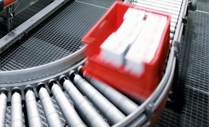 Przykład: buforowanie bezdotykowe