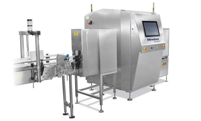 Nowy system inspekcji rentgenowskiej Dymond Dumożliwia zastosowanie bardziej różnorodnych opakowań wramach produkcji żywności inapojów, wspierając procesy kontroli jakości ibezpieczeństwa produktu