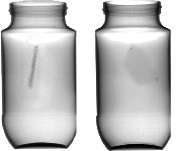 Dzięki systemom Doublebeam pozwalającym na kontrolę produktu wdwóch płaszczyznach Dymond Dniezawodnie rozpoznaje ciała obce (także szkło wopakowaniach szklanych) niezależnie od ich umiejscowienia