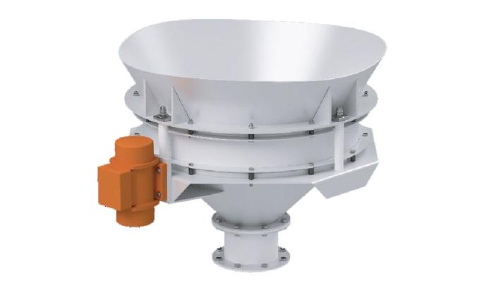 """Opróżnianie silosów izbiorników za pomocą aktywatora zbiorników """"BAV"""""""